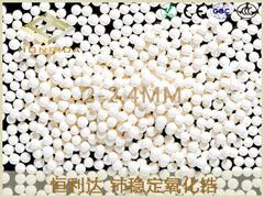 铈稳定氧化锆珠2.0-2.4MM