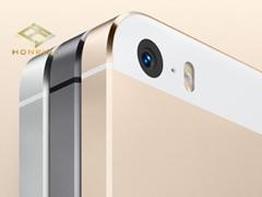 手机铝合金金属外壳喷砂